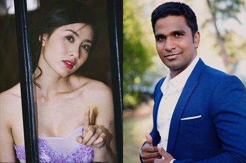 Nữ diễn viên Dốc Tình bí mật làm đám cưới với bạn trai Ấn Độ - Ảnh 1