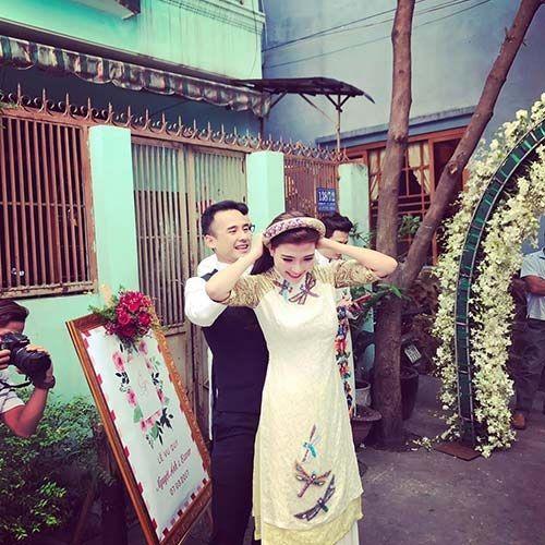 Nữ diễn viên Dốc Tình bí mật làm đám cưới với bạn trai Ấn Độ - Ảnh 5