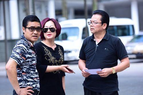 NSND Lan Hương, Công Lý, Xuân Bắc và nhiều nghệ sĩ tiễn đưa NS Duy Thanh - Ảnh 4