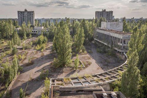 Tham vọng xây dựng nhà máy điện mặt trời tại Chernobyl của Trung Quốc - Ảnh 1