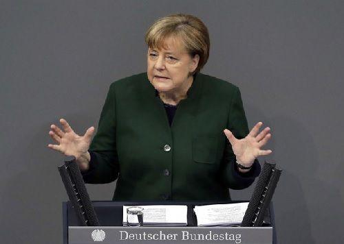 """Quyết định của Trump về TPP """"chọc giận"""" Thủ tướng Đức - Ảnh 1"""