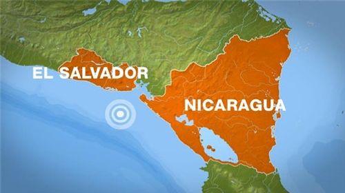 Ban bố cảnh báo sóng thần sau động đất 7 độ Richter ở Trung Mỹ - Ảnh 1