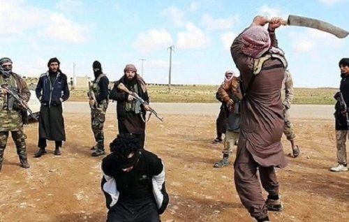 """""""Thẩm phán máu"""" của IS bị quân nổi dậy tiêu diệt - Ảnh 1"""