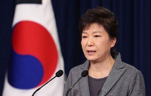"""Triều Tiên rải truyền đơn chỉ trích tổng thống Hàn là """"phủ thủy"""" - Ảnh 1"""