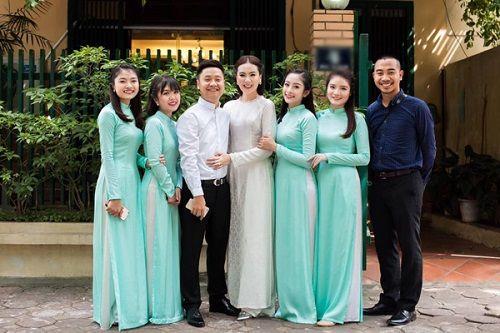 Những hình ảnh đầu tiên về đám cưới xa hoa của MC thời tiết Mai Ngọc - Ảnh 1