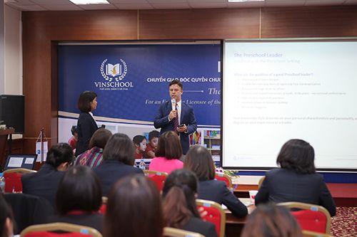 Vinschool triển khai tích hợp chương trình giáo dục mầm non quốc tế IPC - Ảnh 3