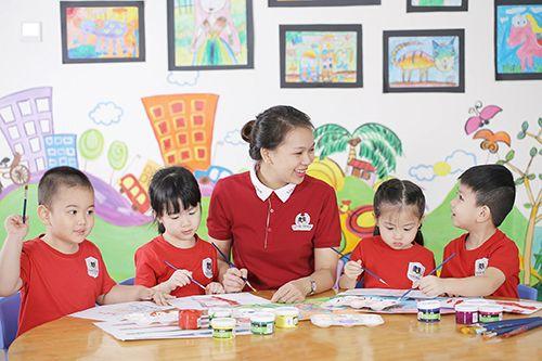 Vinschool triển khai tích hợp chương trình giáo dục mầm non quốc tế IPC - Ảnh 6
