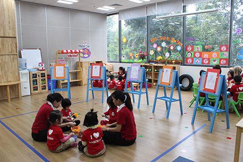 Vinschool triển khai tích hợp chương trình giáo dục mầm non quốc tế IPC - Ảnh 7