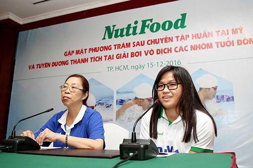 Nutifood thưởng 2000 USD cho Phương Trâm sau giải vô địch nhóm tuổi Đông Nam Á  - Ảnh 3