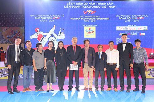 20 năm Taekwondo Việt Nam: Hành trình mang đậm khí phách Việt Nam - Ảnh 1