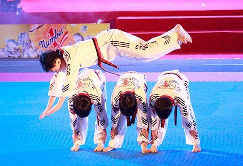20 năm Taekwondo Việt Nam: Hành trình mang đậm khí phách Việt Nam - Ảnh 4