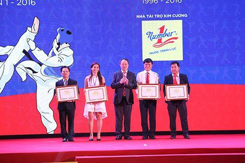 20 năm Taekwondo Việt Nam: Hành trình mang đậm khí phách Việt Nam - Ảnh 5