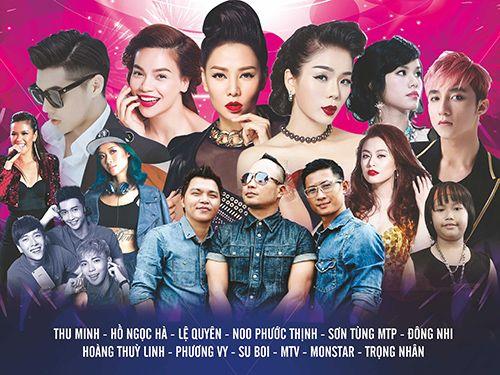 Vingroup tổ chức đại nhạc hội mừng Đại Hỷ xuân 2017 - Ảnh 1