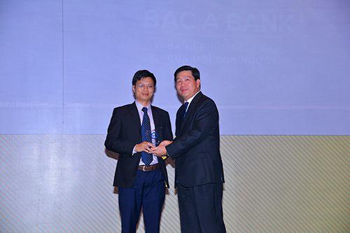 """BAC A BANK """"thắng kép"""" tại Vietnam Outstanding Banking Awards 2016 - Ảnh 4"""