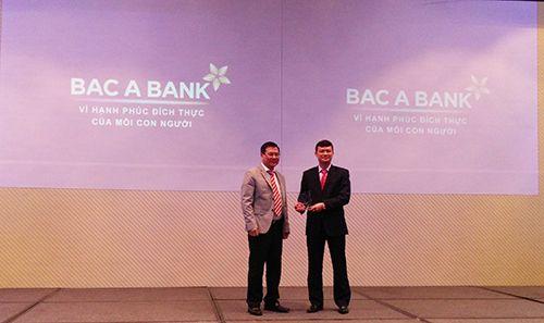 """BAC A BANK """"thắng kép"""" tại Vietnam Outstanding Banking Awards 2016 - Ảnh 3"""