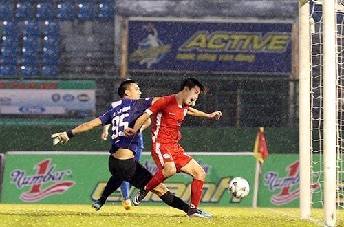 """Khai mạc BTV – Cup Number 1: Đội bóng của """"Messi Campuchia"""" lấn át chủ nhà Bình  - Ảnh 5"""