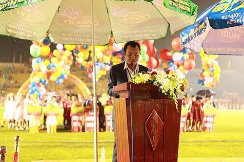 """Khai mạc BTV – Cup Number 1: Đội bóng của """"Messi Campuchia"""" lấn át chủ nhà Bình  - Ảnh 1"""
