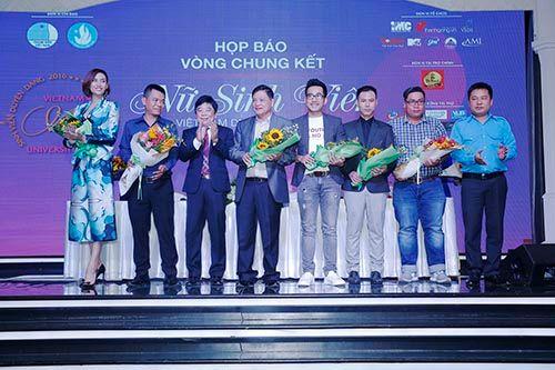 """Hoa khôi VMU 2016 sẽ tham gia """"Hành trình Tuổi trẻ vì biển đảo quê hương"""" - Ảnh 3"""