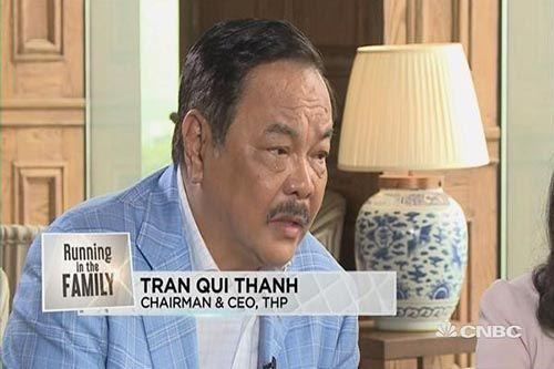 CNBC phỏng vấn 'gia đình họ Trần' của Tân Hiệp Phát - Ảnh 1