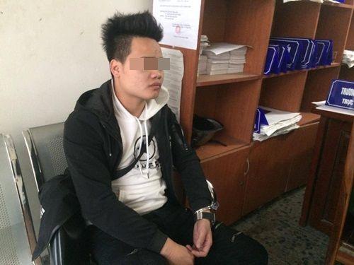Hà Nội: 141 tóm gọn đối tượng 9x cướp Iphone để tổ chức sinh nhật - Ảnh 1