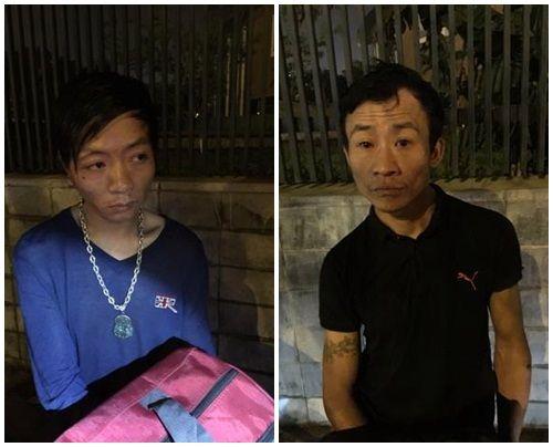 Hà Nội: Bắt giữ 2 đối tượng mang theo súng colt tự chế cùng 30 viện đạn - Ảnh 2