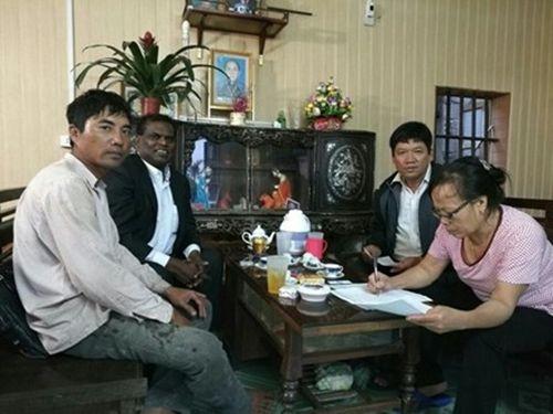 Luật sư bào chữa cho Đoàn Thị Hương đang ở Việt Nam - Ảnh 1