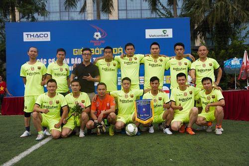 Khai mạc giải bóng đá các cơ quan Báo chí toàn quốc Press Cup 2017 tại Hà Nội - Ảnh 14