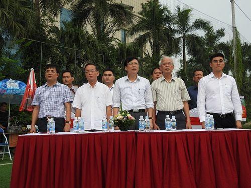 Khai mạc giải bóng đá các cơ quan Báo chí toàn quốc Press Cup 2017 tại Hà Nội - Ảnh 5
