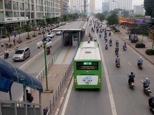 Xe buýt nhanh BRT có quá tải trong giờ cao điểm? - Ảnh 6