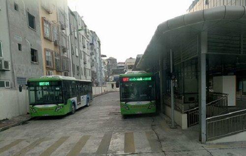 Xe buýt nhanh BRT có quá tải trong giờ cao điểm? - Ảnh 3