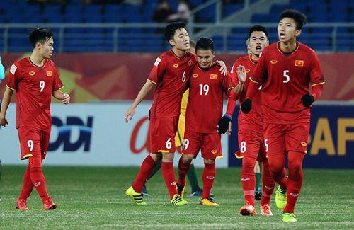 U23 Việt Nam 3 - 3 U23 Iraq (luân lưu 5 - 3): Chiến thắng ngoạn mục, cảm xúc vỡ òa! - Ảnh 3