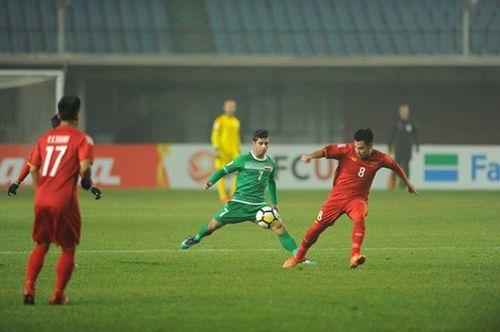 U23 Việt Nam 3 - 3 U23 Iraq (luân lưu 5 - 3): Chiến thắng ngoạn mục, cảm xúc vỡ òa! - Ảnh 2