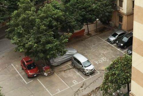 """Hà Nội: Có người """"bảo kê"""" bãi xe không phép tại phường Xuân La, quận Tây Hồ? - Ảnh 3"""