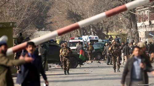 Afghanistan tuyên bố quốc tang sau vụ tấn công làm ít nhất 338 người thương vong - Ảnh 2
