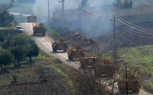 NATO lo ngại về các mục tiêu quân sự của Thổ Nhĩ Kỳ tại Syria - Ảnh 1