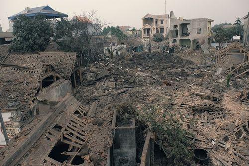 Toàn cảnh vụ nổ khiến kho phế liệu nghiêm trọng ở Bắc Ninh - Ảnh 1