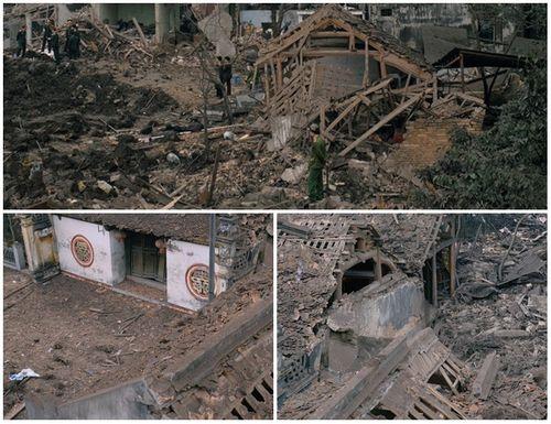 Toàn cảnh vụ nổ khiến kho phế liệu nghiêm trọng ở Bắc Ninh - Ảnh 12