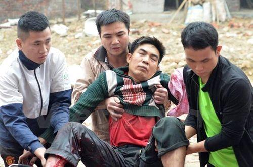 Toàn cảnh vụ nổ khiến kho phế liệu nghiêm trọng ở Bắc Ninh - Ảnh 14