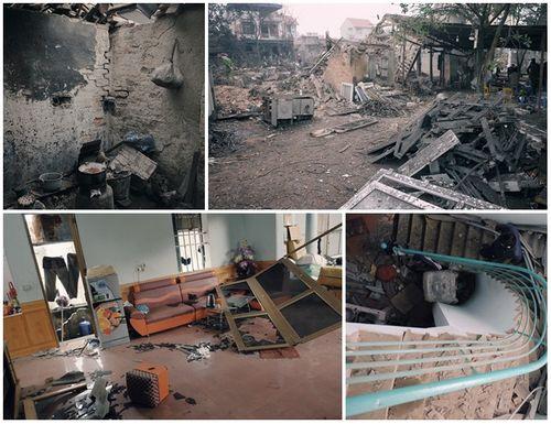 Toàn cảnh vụ nổ khiến kho phế liệu nghiêm trọng ở Bắc Ninh - Ảnh 2