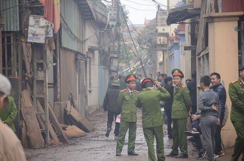 Toàn cảnh vụ nổ khiến kho phế liệu nghiêm trọng ở Bắc Ninh - Ảnh 3