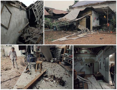 Toàn cảnh vụ nổ khiến kho phế liệu nghiêm trọng ở Bắc Ninh - Ảnh 4