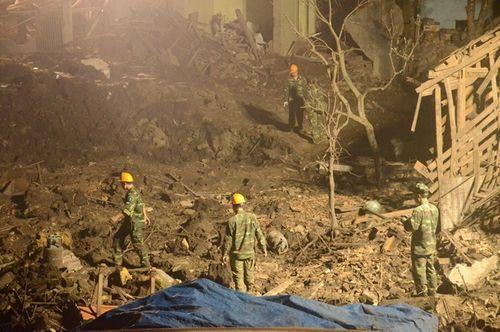 Toàn cảnh vụ nổ khiến kho phế liệu nghiêm trọng ở Bắc Ninh - Ảnh 5