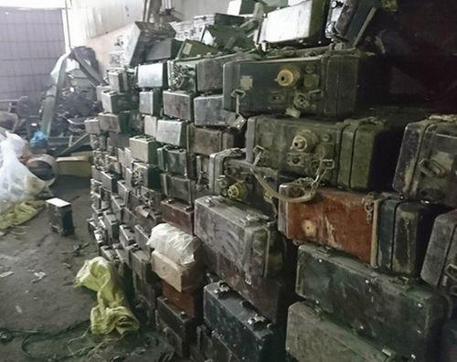 Toàn cảnh vụ nổ khiến kho phế liệu nghiêm trọng ở Bắc Ninh - Ảnh 7