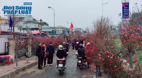 Công an quận Tây Hồ: Đẩy mạnh tuyên truyền, kiểm tra, đảm bảo an toàn chợ hoa Xuân 2018 - Ảnh 3