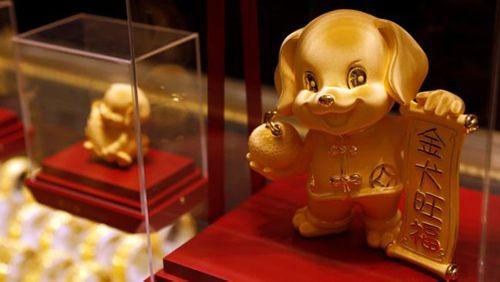 Giá vàng có tuần tăng mạnh nhất gần 2 năm - Ảnh 1