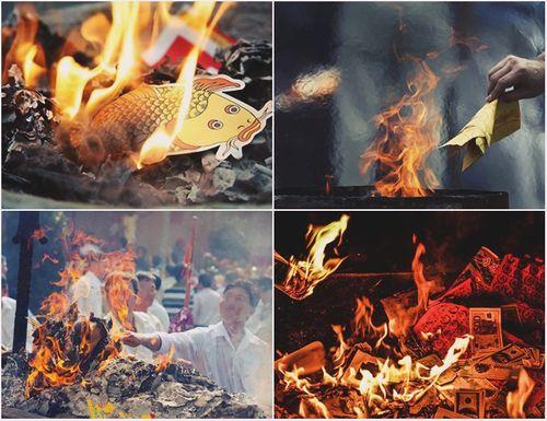 'Người Việt đang mắc phải 6 sai lầm cực lớn khi đốt vàng mã' - Ảnh 4