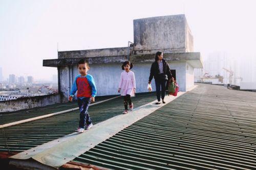 Phần 2 - Những câu chuyện ở chung cư thời hiện đại: Cư dân phải băng qua mái nhà để... xuống đất - Ảnh 5