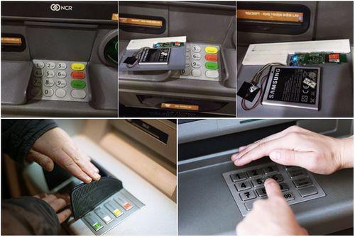 """Những cách đánh cắp mật khẩu ATM cực """"dị"""" trên thế giới - Ảnh 1"""