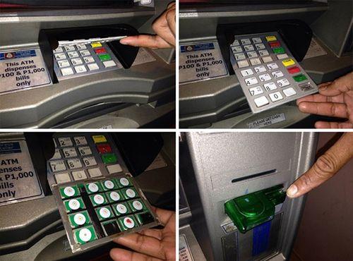 """Những cách đánh cắp mật khẩu ATM cực """"dị"""" trên thế giới - Ảnh 7"""