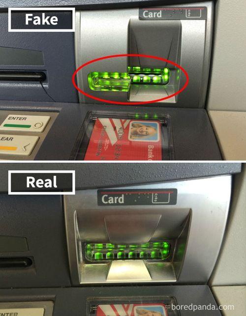 """Những cách đánh cắp mật khẩu ATM cực """"dị"""" trên thế giới - Ảnh 8"""